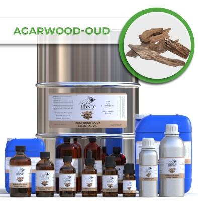 Agarwood (Oud) Essential Oil